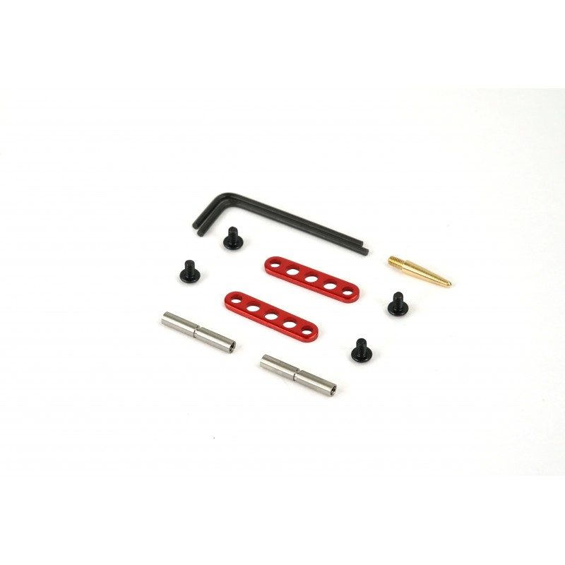 TRINITY Anti-rotation pins for Hammer and Trigger  .154 Red