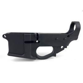 PDC BILLET LOWER RECEIVER AR15 80% Lower